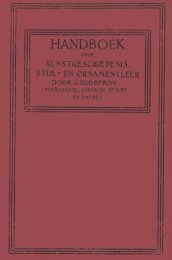 ea1 ilHANDBOEK - digitale bibliotheek voor de Nederlandse letteren