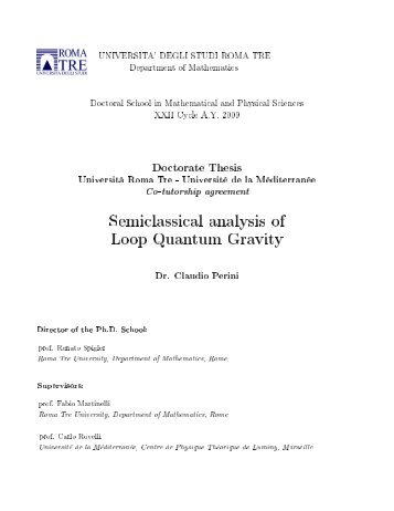Semiclassical analysis of Loop Quantum Gravity