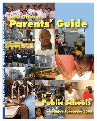 ABBY03Z 45211N TXT.indd - New Schools For New Orleans