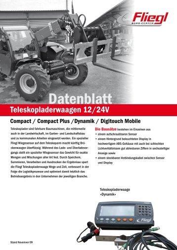 datenblatt ansehen - Fliegl Agro-Center