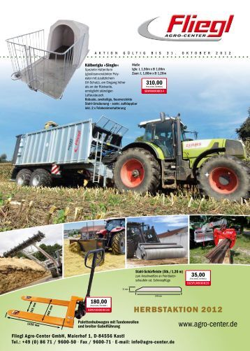 Silokralle 2250 mm - Fliegl Agro-Center