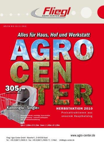 Alles für Haus, Hof und Werkstatt - Fliegl Agro-Center