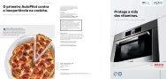 O primeiro AutoPilot contra a inexperiência na cozinha ... - Bosch