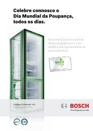 Celebre connosco o Dia Mundial da Poupança, todos os dias. - Bosch