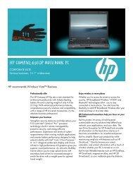 1GB DDR2-800 FM991UT#ABA RAM Memory Upgrade for The Compaq HP Probook 6545b PC2-6400