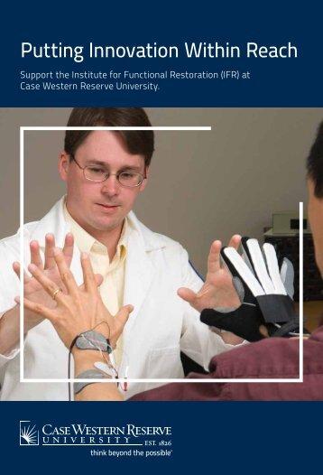 Download the IFR Brochure - Case Western Reserve University ...