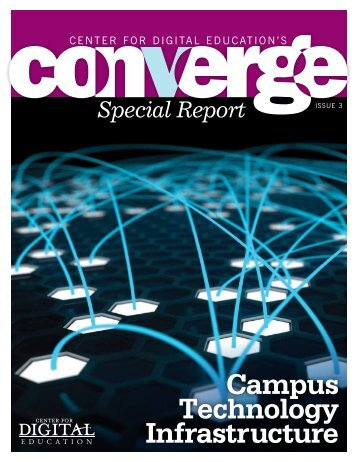 Campus Technology Infrastructure - Center for Digital Education