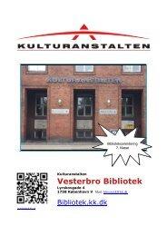 Biblioteksorientering 7. klasse - Københavns Biblioteker