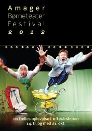 Amager Børneteater Festival 2 0 1 2 - ZeBU