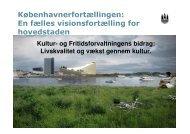 Københavnerfortællingen: En fælles visionsfortælling for hovedstaden