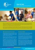 Introducing Bluebird Care - Page 5