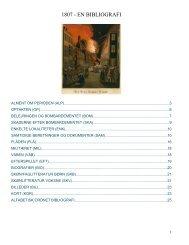 1807 - EN BIBLIOGRAFI - Københavns Biblioteker