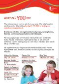 Positive Ageing Week Leaflet - Bluebird Care - Page 3