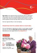 Positive Ageing Week Leaflet - Bluebird Care - Page 4