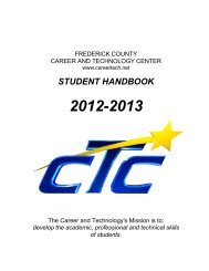 Middletown High School - Frederick County Public Schools