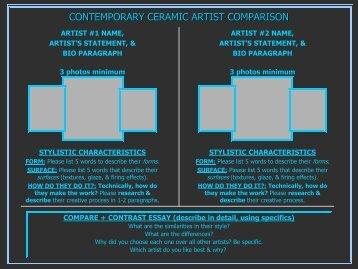 Compare + Contrast