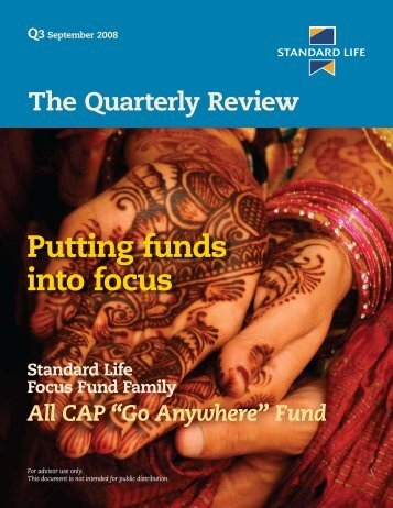 The Quarterly Review - Standard Life