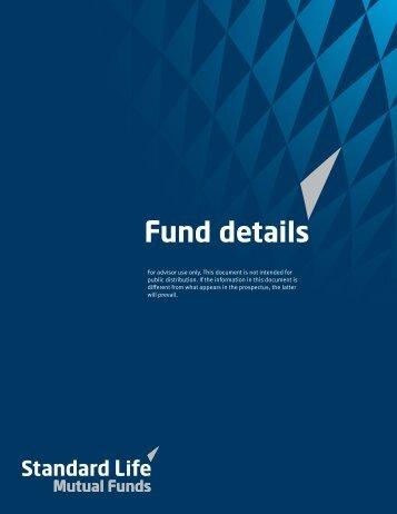Fund details (3225) - Standard Life
