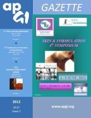 New Technologies - APV