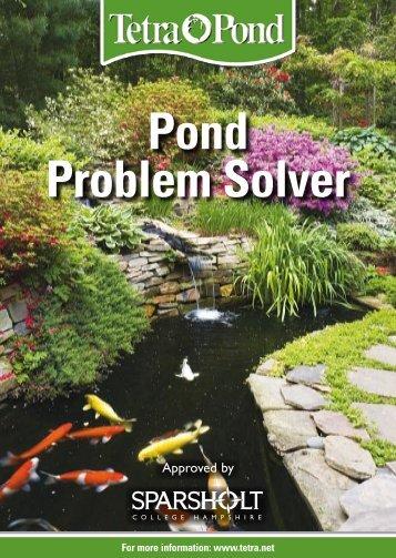 Pond Problem Solver - Tetra