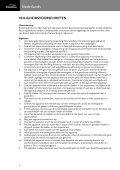 SAFETY REGULATIONS - M6 Boutique - Seite 4
