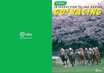 English - Horse Racing in Japan