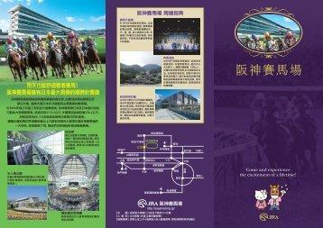 阪神賽馬場擁有日本最大規模的順時針賽道 - Horse Racing in Japan