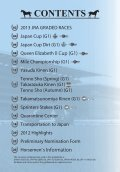 2013 JRA Graded Races Guidebook (PDF / 22MB) - Horse Racing ... - Page 3