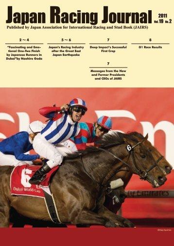 June 2011 - Horse Racing in Japan