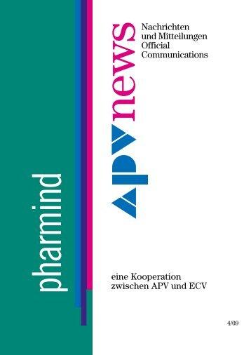 Nachrichten und Mitteilungen Official Communications eine - APV