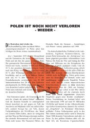 POLEN IST NOCH NICHT VERLOREN - Arbeiterbund für den ...