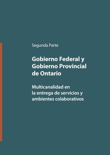 Ambientes Web colaborativos y Gobierno Abierto - Ester Kaufman
