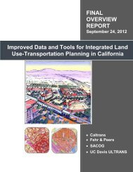 Final Overview Report