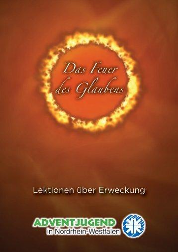 Das Feuer des Glaubens - Adventjugend in NRW