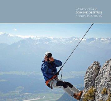 Workbook 10 - Dominik Obertreis - Fotoreporter