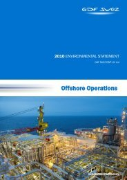 Offshore Operations - Department of Energy and Climate Change