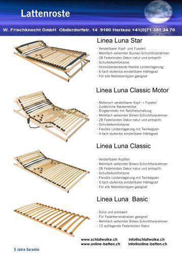 airlux preisliste komplett online betten. Black Bedroom Furniture Sets. Home Design Ideas