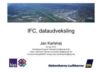 IFC, dataudveksling - DTU Orbit - Danmarks Tekniske Universitet