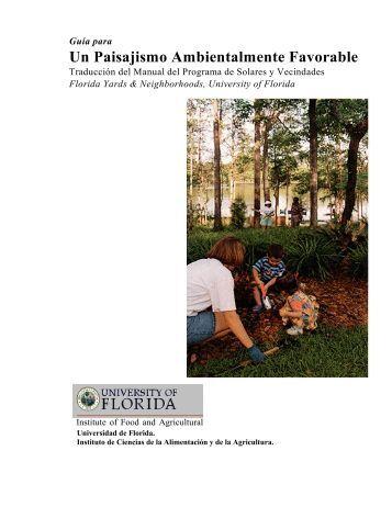 Un Paisajismo Ambientalmente Favorable - Osceola County ...
