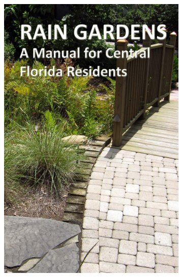 Rain Gardens - Osceola County Extension - University of Florida