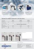 Cabezales de soldadura Orbital para procedimientos de soldar WIG. - Page 2