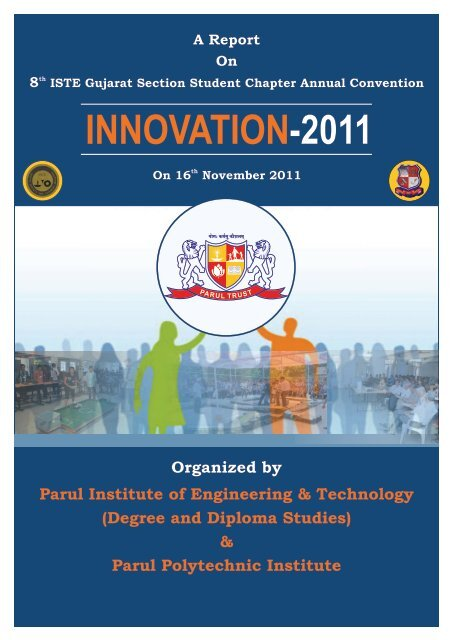 Innovation-2011-All Pages - Parul Group of Institutes