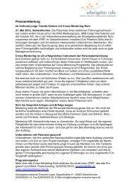 Ganze Pressemitteilung als PDF - Arbeitgeberverbände Emscher ...
