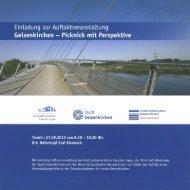 1 © Stadt - Arbeitgeberverbände Emscher-Lippe