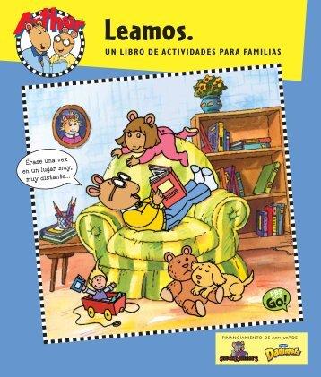 un libro de actividades para familias - PBS Kids