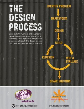 The Design Process PDF - PBS Kids