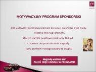 Promocja sponsorska HOT Collection - Perfumy FM