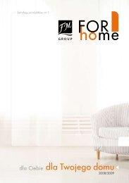 dla Twojego domu - Perfumy FM