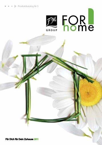 FM Group Home Katalog - Perfumy FM