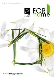 Katalog For Home - FM Group World